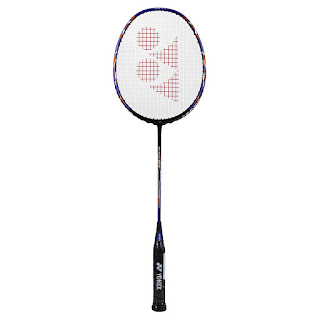 Yonex 8 Power Blend Badminton Racquet (Black/Purple)