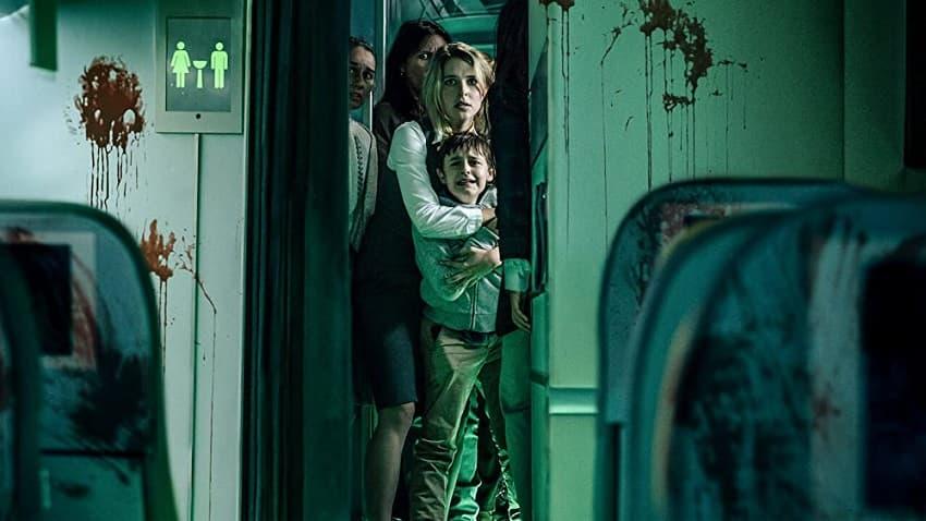 Рецензия на фильм «Кроваво-красное небо» - комедию про вампиров от Netflix - 01