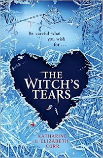 The Witch's Tears by Katharine and Elizabeth Corr cover