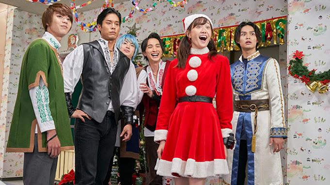 Kishiryu Sentai Ryusoulger Episode 39 Subtitle Indonesia
