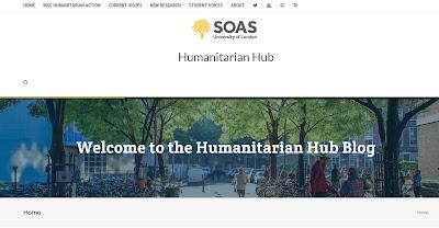https://blogs.soas.ac.uk/humanitarian-hub/