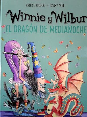 Winnie y Wilbur Dragón de medianoche