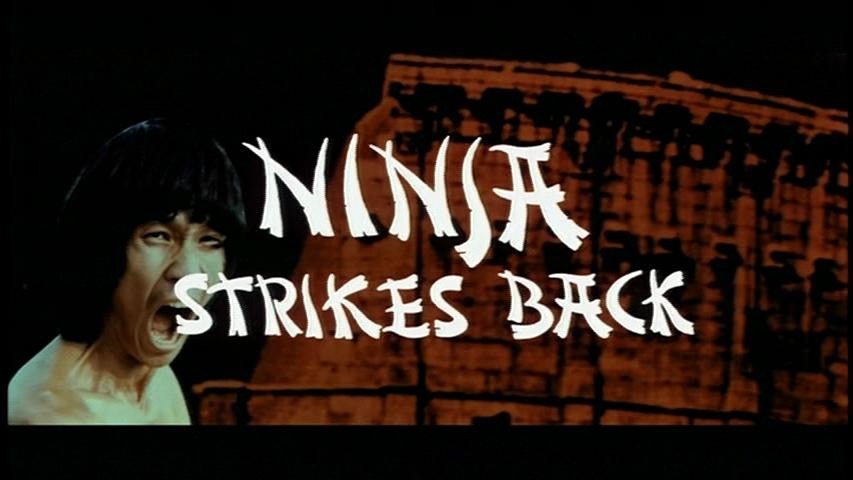 MONDO BIZARRO: Ninja Week: Ninja Strikes Back!