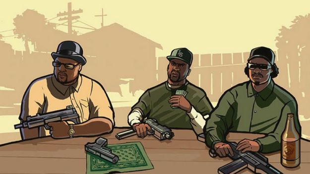 Players advise each other: buy old GTA games before removing them
