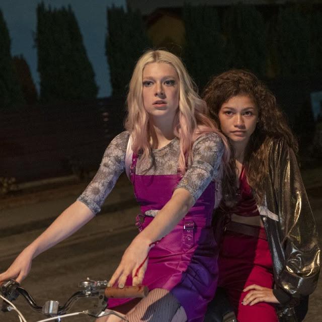 critique série Euphoria HBO