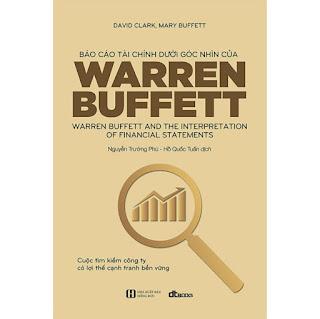 Báo Cáo Tài Chính Dưới Góc Nhìn Của Warren Buffett (Tái Bản) ebook PDF-EPUB-AWZ3-PRC-MOBI