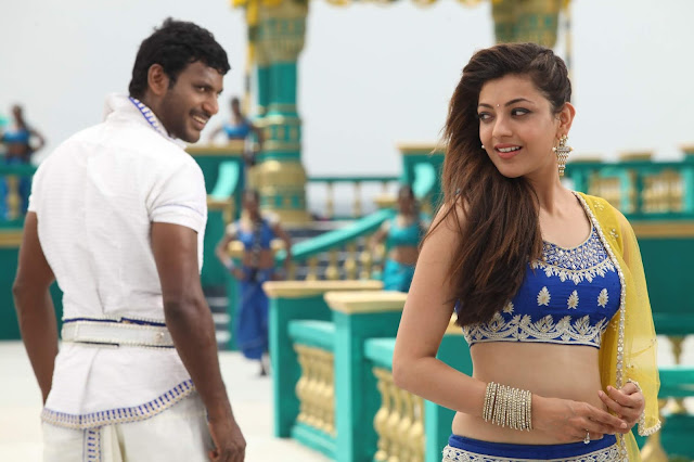 Kajal Agarwal Latest HD Wallpapers - HD Pictures