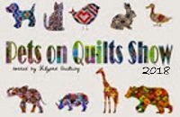 Pets on Quilts 2018