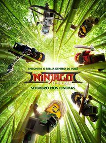 Assistir LEGO Ninjago: O Filme Dublado