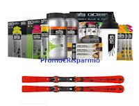 Logo Science in Sport ''Atomic Competition'': vinci gratis kit prodotti SIS e sci Atomic Redsters G9