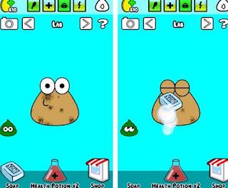 Download Permainan Pou Terbaru