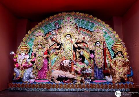Durga Puja 9 Days of 12 months of Joy