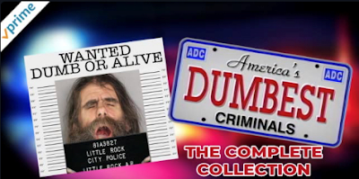 America's Dumbest Criminals On Amazon Prime