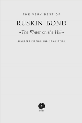 Download The Writer on the Hill-Ruskin Bond