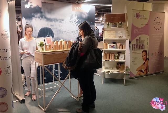 targi kosmetyczne naturalne kosmetyki blog urodowy