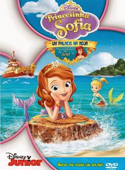 Baixar Torrent Princesinha Sofia Um Palácio na Água DVDRip Dublado Download Grátis
