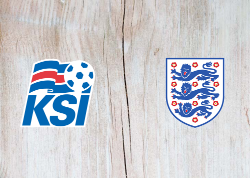 Iceland vs England -Highlights 05 September 2020