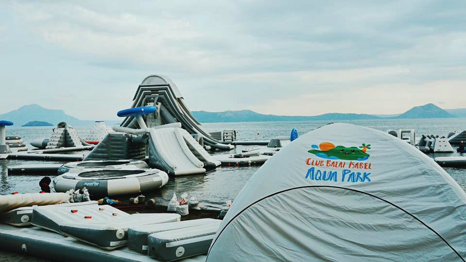 Club Balai Isabel Aqua Park - Adventure with the Biggest Inflatable Water Park, water park, aqua park, biggest inflatable in the Philippines, travel, Talisay, Batangas, thedailyposhtravels, the daily posh, inflatable, travel bloggers in Manila, Philippines, adventure park