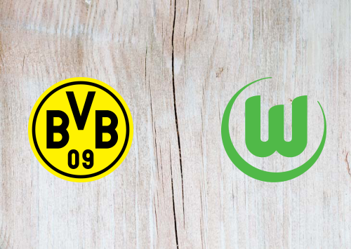 Borussia Dortmund vs Wolfsburg -Highlights 2 November 2019