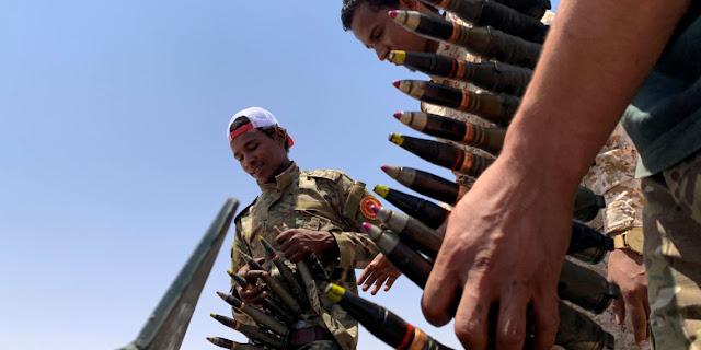 Λιβύη: Όλοι οι μεγάλοι παίχτες ένα βήμα πριν το «all in»