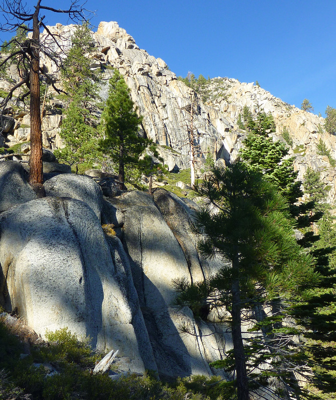Trailing Ahead: Charity Valley Trail crossing Grover Hot Springs