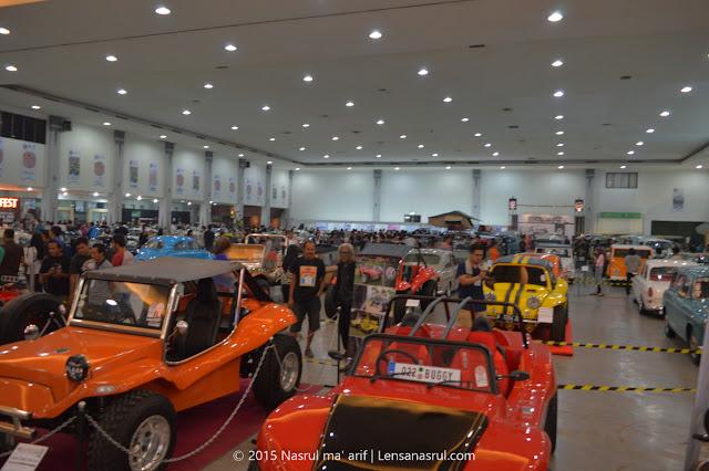 Kemeriahan Jogja Volkswagen Festival 2015, Mobil Favorit