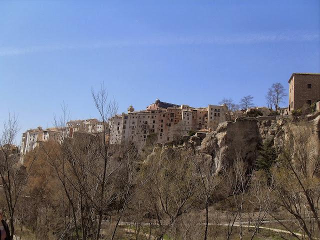 Itinerarios por la ciudad de Cuenca
