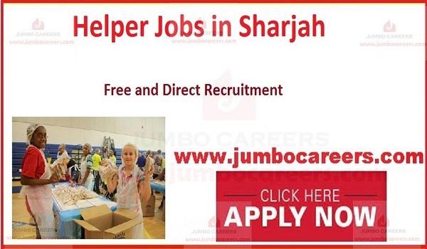Salary jobs in Sharjah, Various jobs in Sharjah,