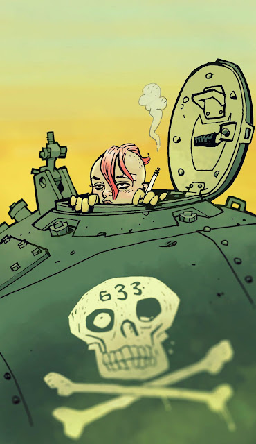 Tank Girl - Philip Bond