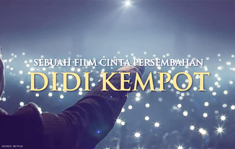 Sobat Ambyar Film Persembahan Didi Kempot Sudah Rilis di Netflix