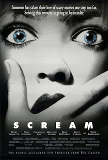 Scream 1996 Dual Audio 720p BluRay