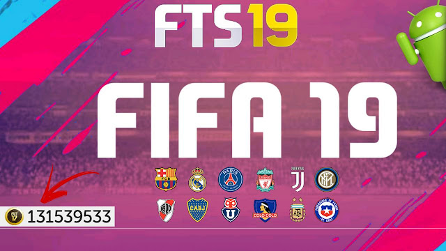 Download FIFA 19 Offline Mod FTS Unlimited Money APK