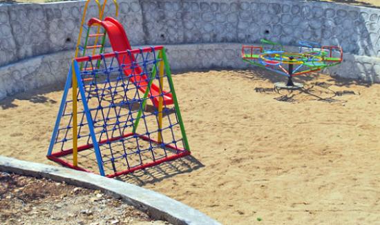 Children's Play Area atau Area Bermain Anak
