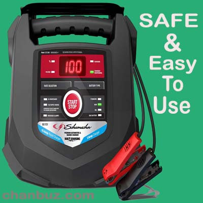 Schumacher SC1280 Battery Charger