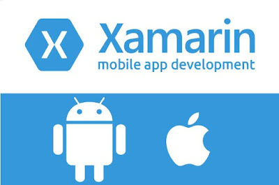 Software pembuat aplikasi android yaitu Xamarin