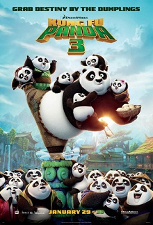 Kung Fu Panda 3 (2016) Bluray 1080p 3D SBS Latino-Ingles