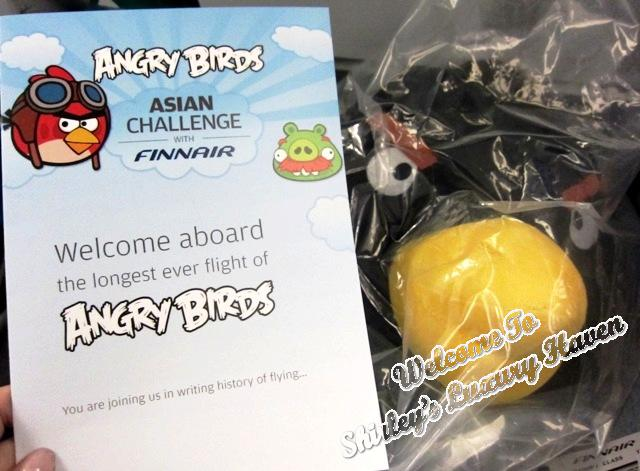 welcome aboard finnair angry birds asian challenge