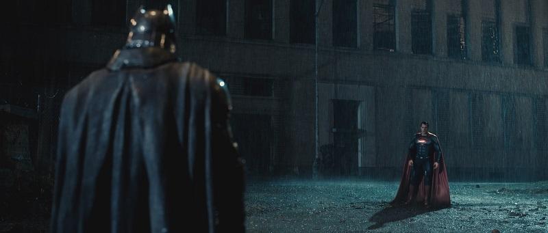 Cena do filme Batman V Superman