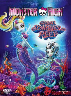Trường Trung Học Quái Vật - Monster High The Great Scarrier Reef (2016)