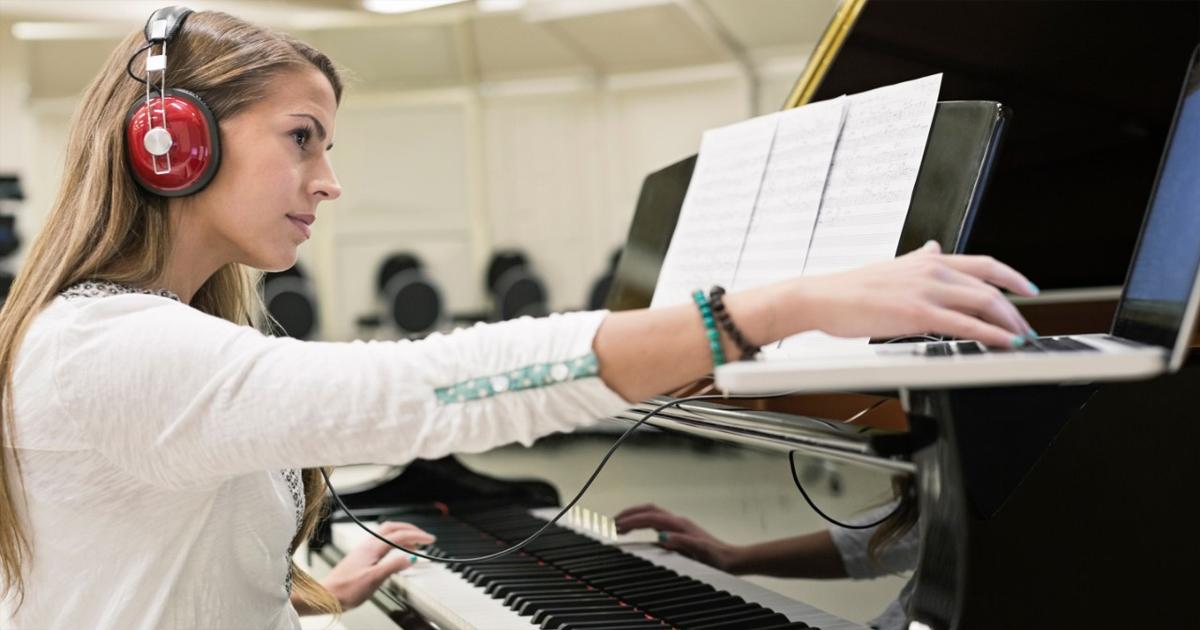 Hướng dẫn cách học đàn piano cho người mới bắt đầu