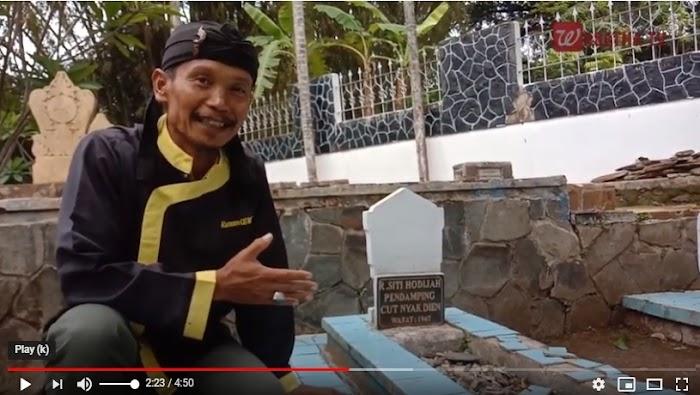 Cut Nyak Dien, Ibu Perbu Orang Sumedang