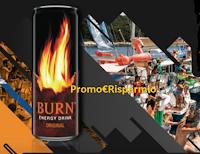 Logo Concorso ''Vai in Croazia con Burn'': vinci soggiorno per 2 persone