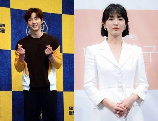 Park Bogum, Song Joong Ki ve Song Hye Gyo'nun boşanmasında rolü olduğu dedikodularını yalanladı