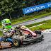 La categoría Mini60cc en FIA México Reto Telmex está siendo dominada por Paolo Milán.