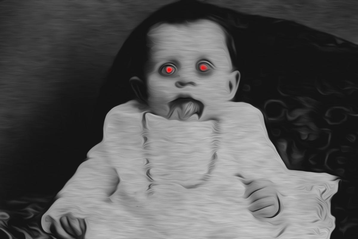 Hantu Silakku Teror Hantu Anak Kecil dari Toraja