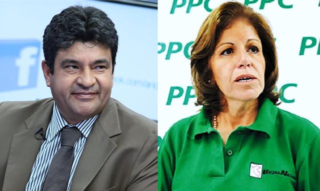 Dirigente del PPC pide a Lourdes Flores dar un paso al costado para reorganizar partido