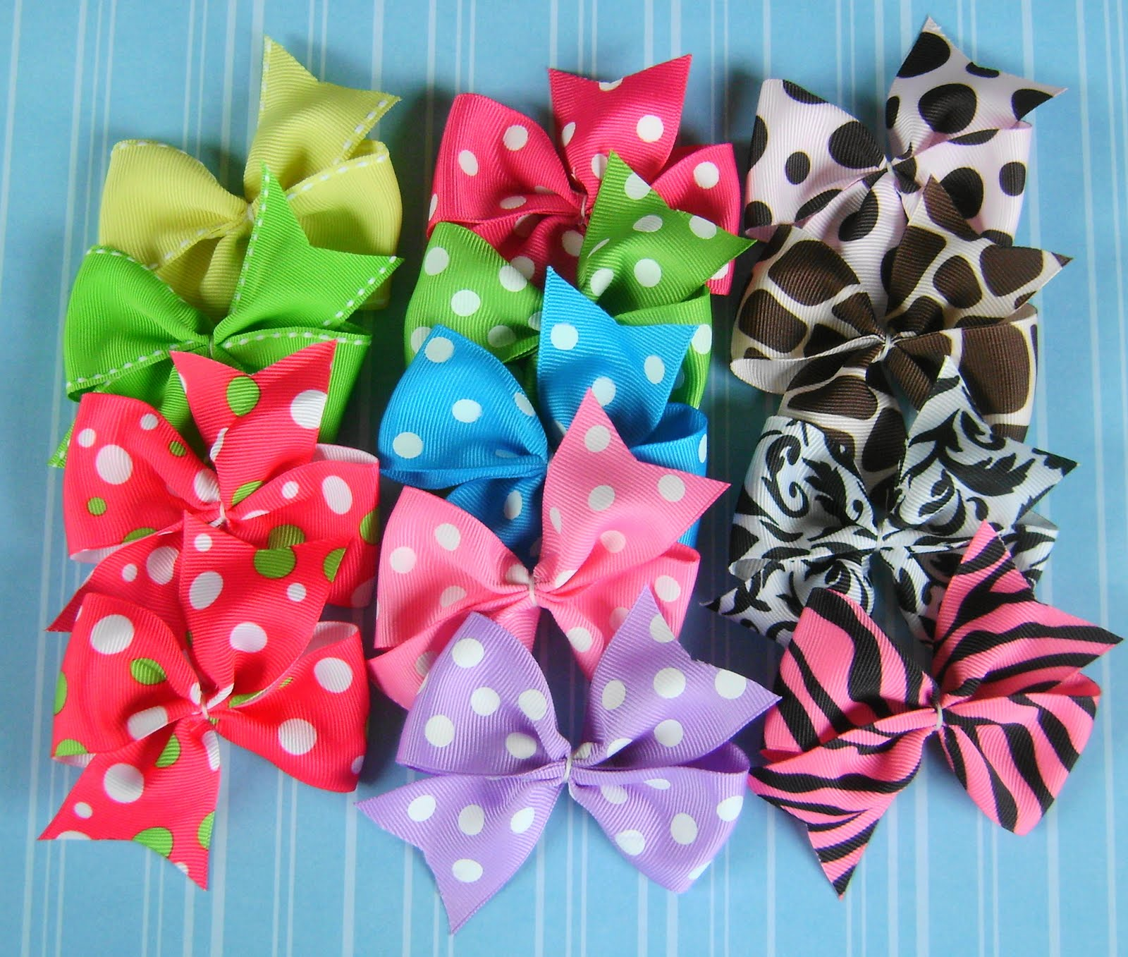Cheap Hairbows For Babies Made From Grosgrain Ribbon Bow Hair, Wholesale Prices. This category offers our darling baby hairbows as well as our everyday boutiqe bow. The wholesale baby hair bows are small, dainty and just plain cute.