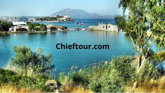 Datca, the beautiful city of Turkey: