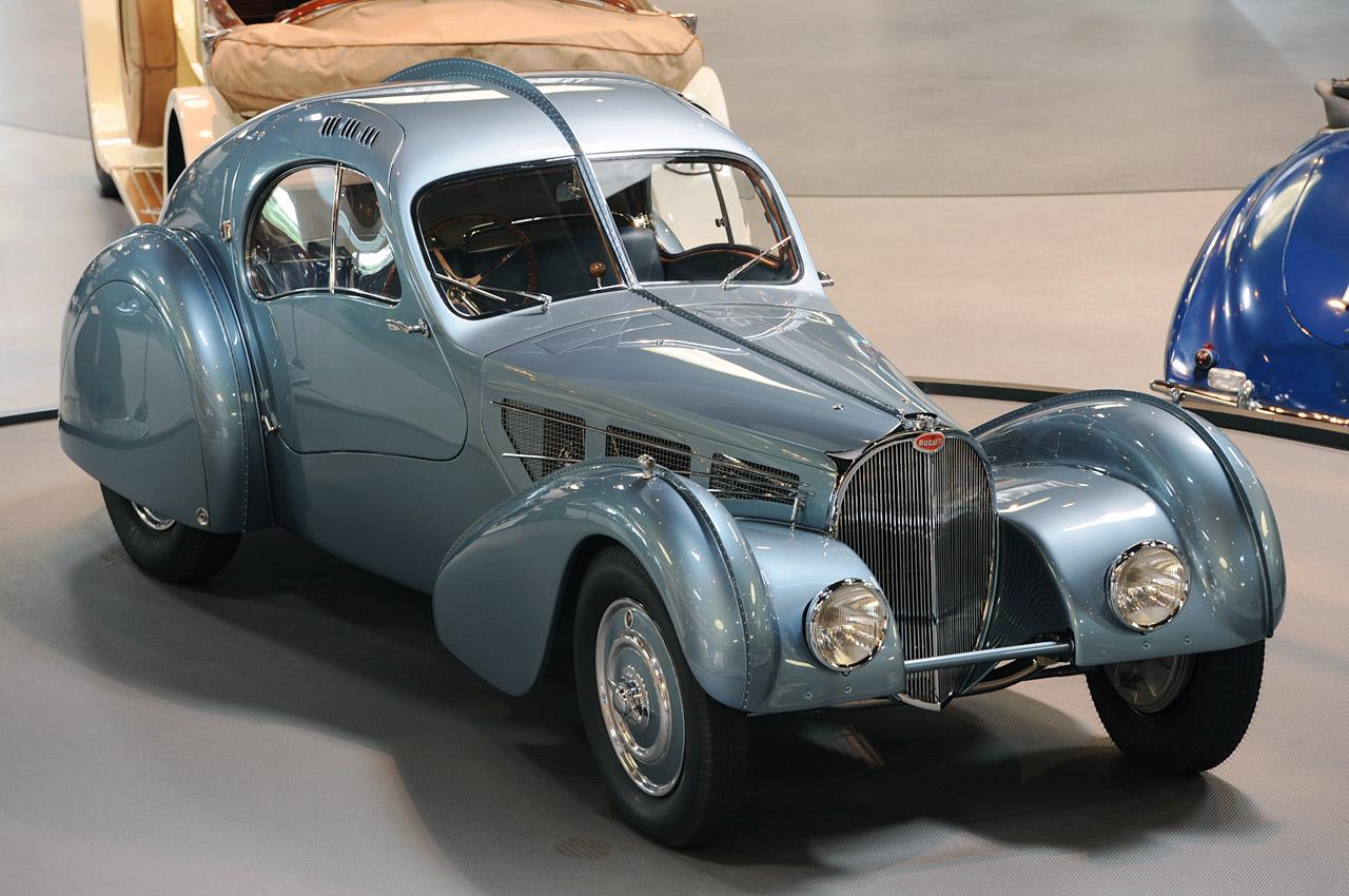 Worlds Most Expensive Car >> FAB WHEELS DIGEST (F.W.D.): 1936 Bugatti Type 57SC ...