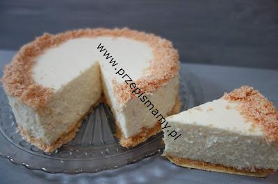Ciasto Puszek kokosowy